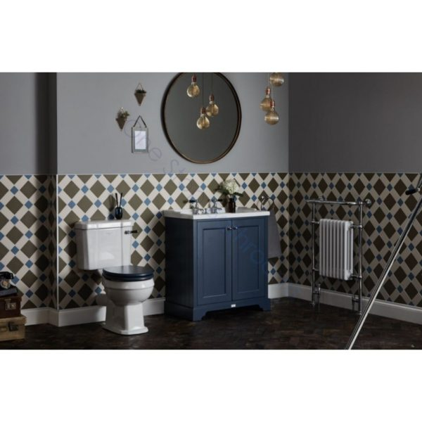 Bayswater 600mm 2 Door Ceramic Top Basin Cabinet