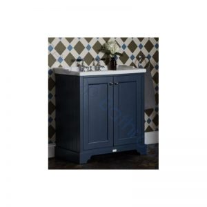Bayswater 600mm 2 Door Ceramic Top Basin Cabinet