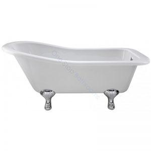 Bayswater Pembridge 1500mm Slipper Freestanding Bath