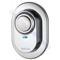 Aqualisa Visage Smart Exposed Shower with Adjustable Head – HP/Combi