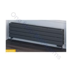 Addington Type22 Horizontal 588x1200mm Radiator – Matt Anthracite