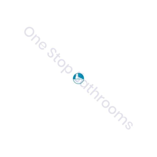 Roca Terran Extra Slim Frameless Resin Shower Tray 1400 x 700mm Black