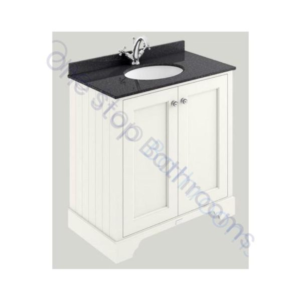 Bayswater 1000mm 2 Door Ceramic Top Basin Cabinet