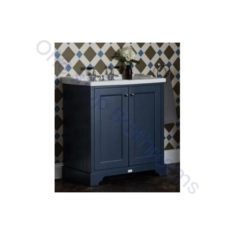 Bayswater 1000mm 2 Door Ceramic Top Basin Cabinet