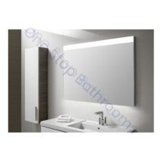 Roca Prisma Comfort LED 900 x 800 Mirror with upper & lower LED lights & demister