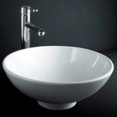 RAK Diana Bowl Sit On Wash Basin