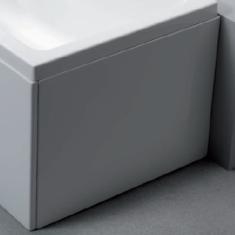 Carron Quantum Space Saver Bath End Panel 400 x 540mm