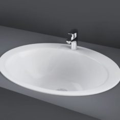 RAK Jessica 53cm Over Counter Wash Basin