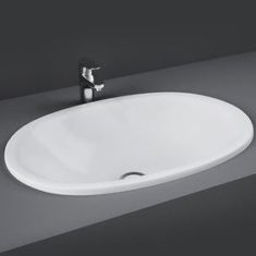 RAK Lily 46cm Over Counter Wash Basin