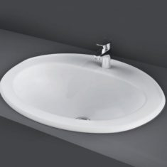 RAK Cone 38 Sit On Wash Basin