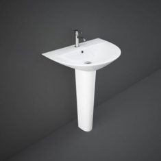 RAK Morning Basin With Full Pedestal