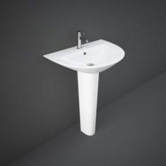 RAK Morning Basin With Full Pedestal