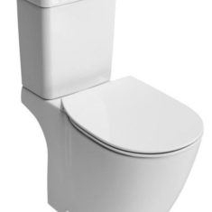 Ideal Standard Concept CC WC Pan, Cistern & Slow Close Seat