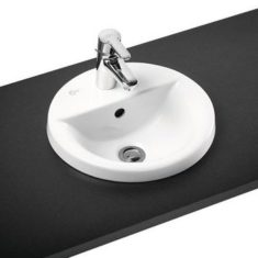 Ideal Standard Concept Sphere 380mm Countertop Basin and Overflow
