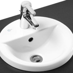 Ideal Standard Concept Sphere 480mm Countertop Basin and Overflow