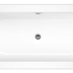 BC-SolidBlue Lambert Bath 1800 x 800mm DE
