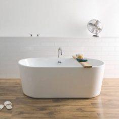BC Designs Contemporary Acrymite® Viado Bath 1580 x 740mm