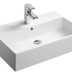 Ideal Standard Vessel Countertop Basin (Glazed Back) 600mm