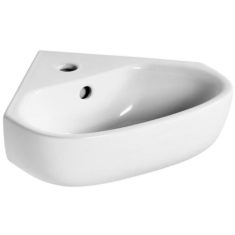 Ideal Standard Studio Echo Corner Handrinse Basin and Pedestal