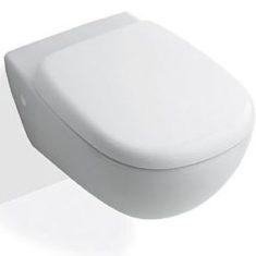 Ideal Standard Jasper Morrison Wall Hung WC Pan & Soft Close Seat