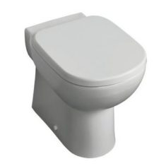 Ideal Standard Tempo BTW WC Pan and Soft Close Seat