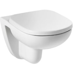Ideal Standard Tempo Wall Hung WC Pan & Soft Close Seat  – Short Projection