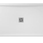 April Waifer®Gloss White Shower Tray – 1400x900mm
