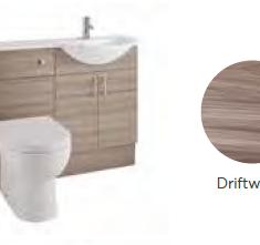 Mere Moda 110cm Compact Furniture Set