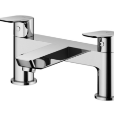 Tissino Pacato Deck Mounted Bath Filler