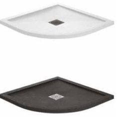 April Waifer®Slate Effect Shower Tray – 800mm