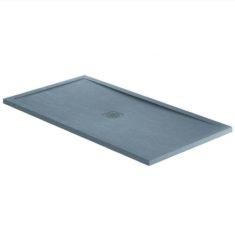 April Waifer®Slate Effect Shower Tray – 1100x800mm