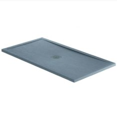 April Waifer®Slate Effect Shower Tray – 1100x900mm