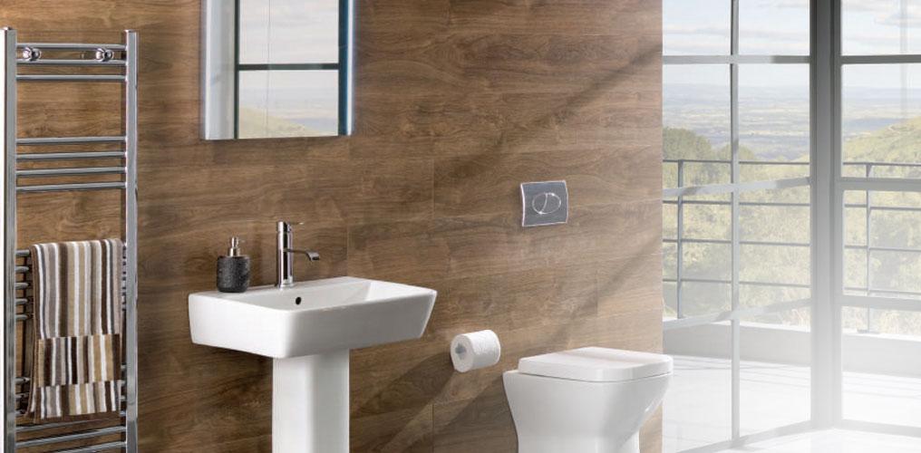 Eastbrook Company make complete bathroom suites, including baths, shower trays, shower enclosures and more.