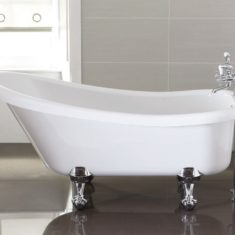 April Eldwick 1500 x 750mm Freestanding Slipper Bath