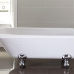 April Bentham 1700 x 750mm Single Ended Freestanding Bath