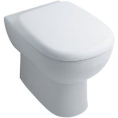 Ideal Standard Jasper Morris BTW WC Pan and Soft Close Seat