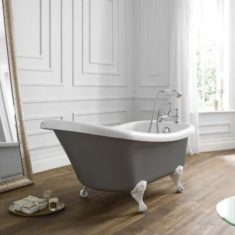 April Eldwick 1500 x 750mm Freestanding Slipper Bath