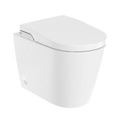 Roca Inspira In-Wash Rimless BTW Smart Toilet